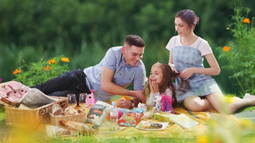 La migliore coperta da picnic