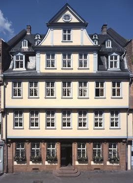 La casa di Goethe