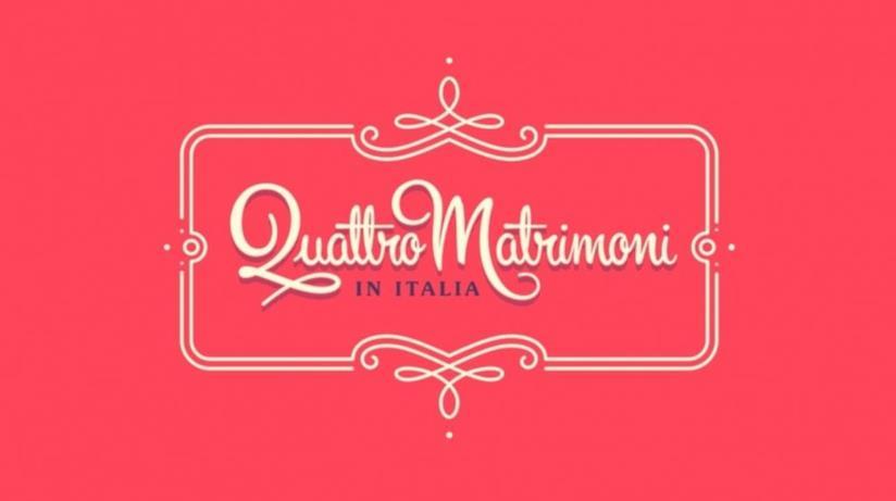 Quattro matrimoni in Italia: chi sarà la sposa più trash?
