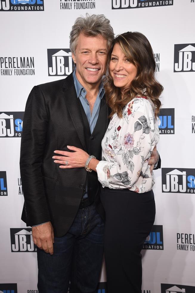 I Bon Jovi ai Jefferson Awards