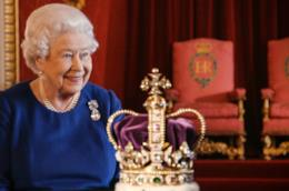 Elisabetta II in The Coronation