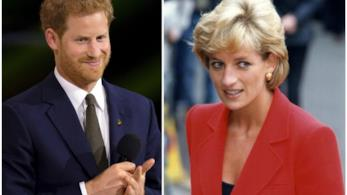 Lady Diana e Harry