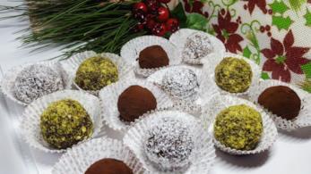 Polpette dolci al cioccolato