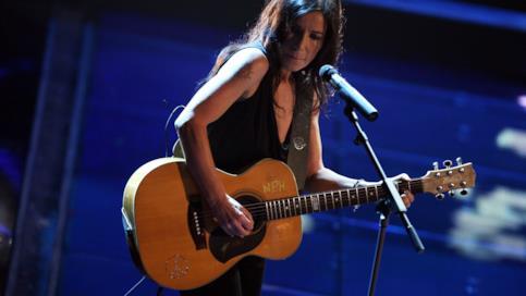 Paola Turci in concerto