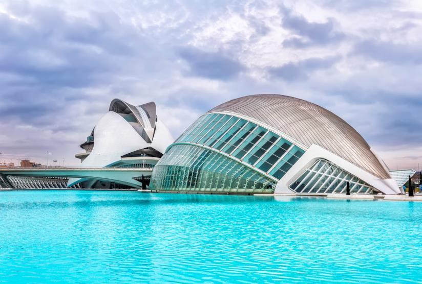 Citta della Scienza, Valencia