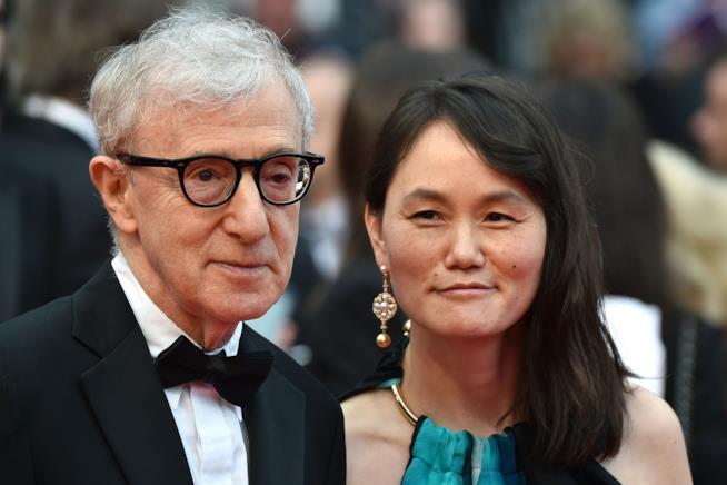 Woody Allen e Soon Yi