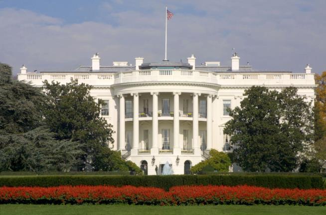 Un'immagine de La Casa Bianca