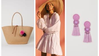 Borse, orecchini e altri accessori di H&M per la P/E 2018