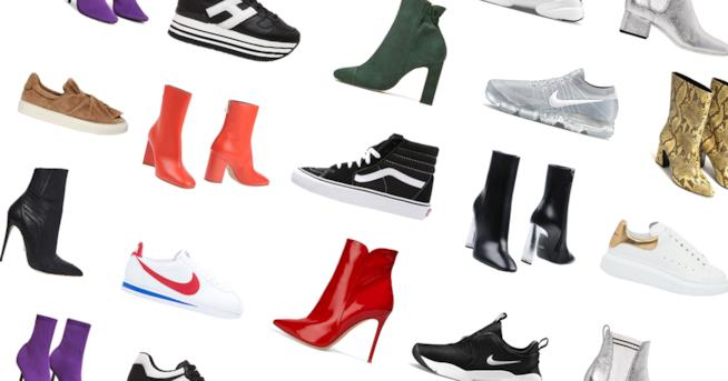Tutti i modelli di scarpe da regalare a Natale d368e828351