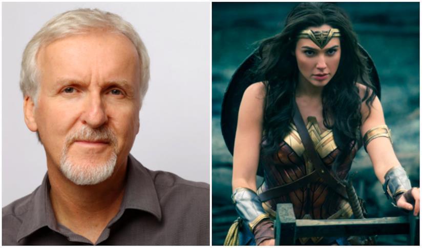 Wonder Woman e James Cameron