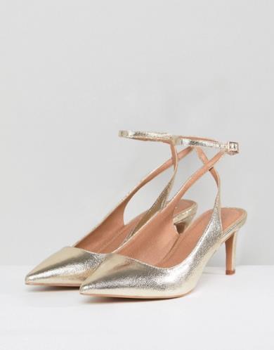 Scarpe con tacco medio