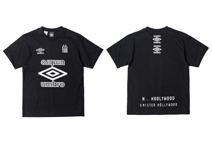 T-shirt N.HOOLYWOOD x The North Face