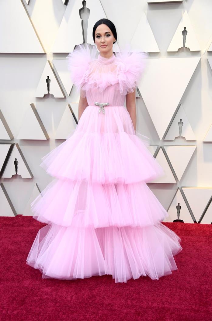 Kacey Musgraves sul red carpet degli Oscar 2019