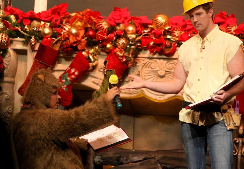 Jason Dohring a un evento di Scientology