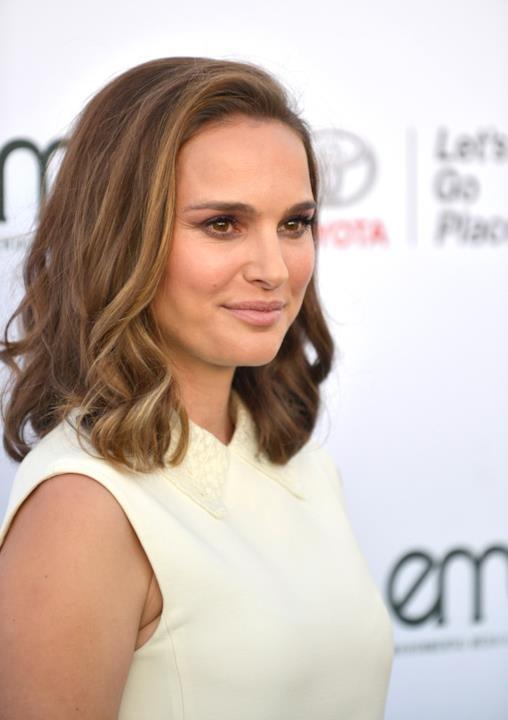 Natalie Portman taglio di capelli