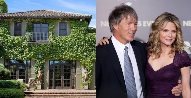 Michelle pfeiffer vende la sua splendida casa a san francisco for Numeri di casa in stile spagnolo