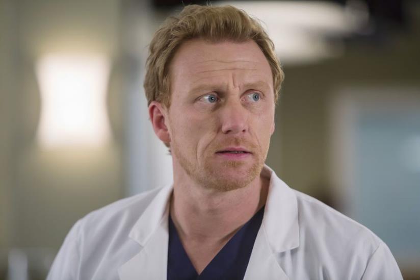 Kevin McKidd è il Dottor Owen Hunt in Grey's Anatomy