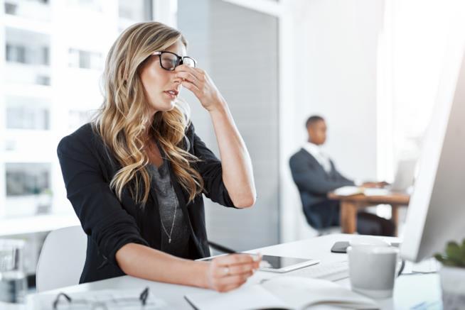 Sintomi della glicemia bassa nella donna: visione offuscata