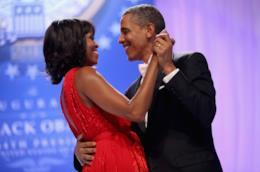 Michelle Obama e Barack Obama