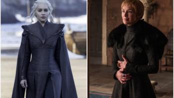 I costumi di Cersei e Daenerys in GOT