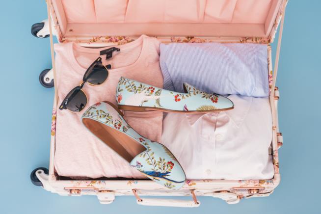 Come preparare il borsone da viaggio: consigli