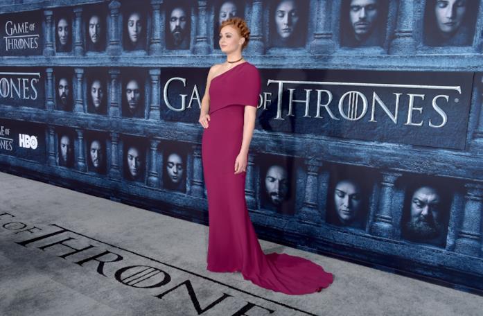 """Sophie Turner è stata Sansa Stark in """"Game of Thrones"""""""