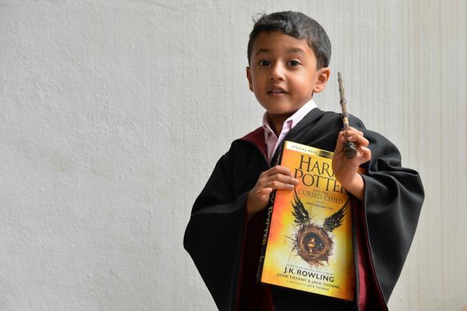 Harry Potter, super mostra: la magia di Hogwarts scende su Milano