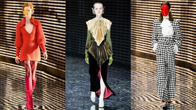Milano Fashion Week Gucci sfilata