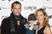 Kim Raver e il marito Manu Boyer