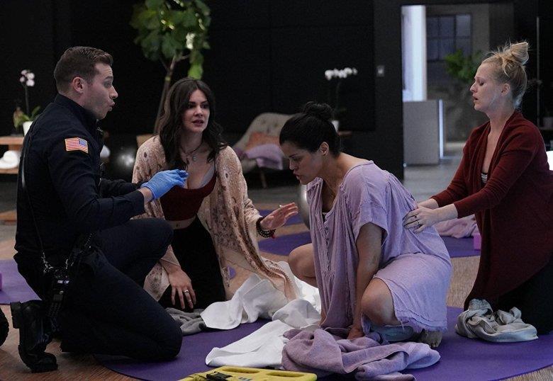 911: un'immagine dall'episodio 1x07