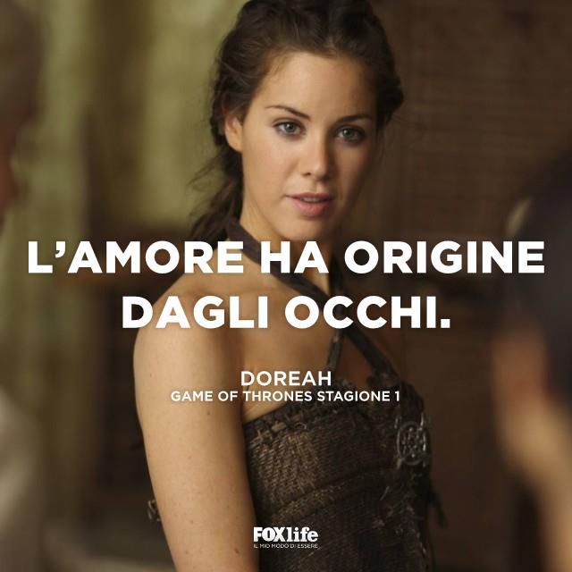 Primo piano Doreah