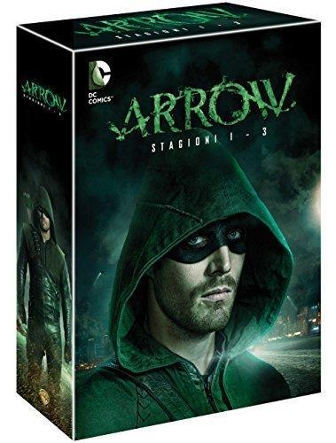Cofanetto DVD di Arrow - Stagioni 1-3