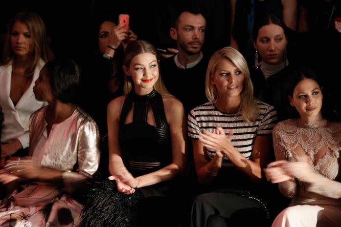 Gigi Hadid  a un altro evento Maybelline New York