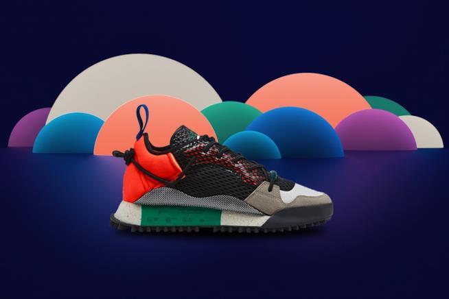 La sneaker che mette insieme lo stile Adidas e Alexander Wang