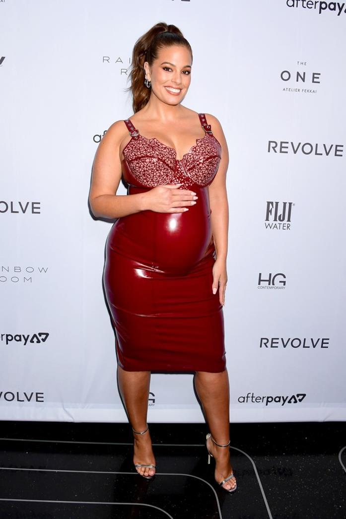 Ashley Graham ai Daily Front Row Fashion Awards