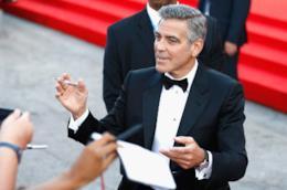 George Clooney alla Mostra del Cinema di Venezia