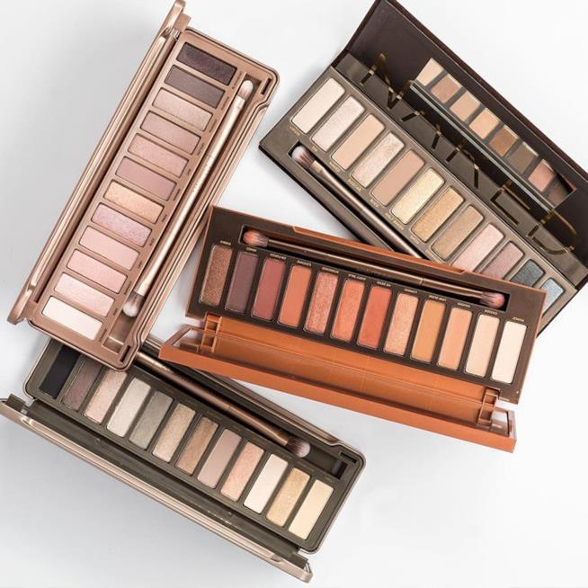Le palette Naked di UD