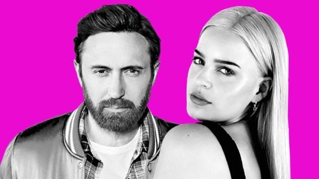 Don't Leave Me Alone: nuovo singolo per David Guetta con Anne-Marie