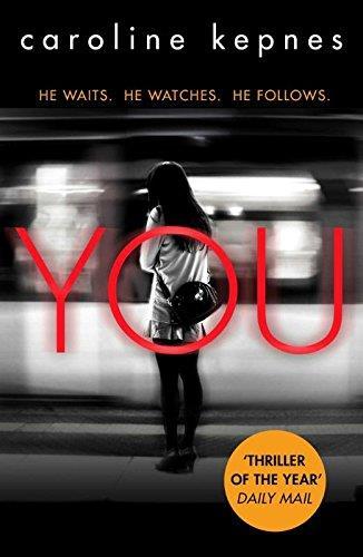 La copertina di You con una ragazza di spalle