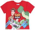 Maglietta Rossa Toy Story Disney