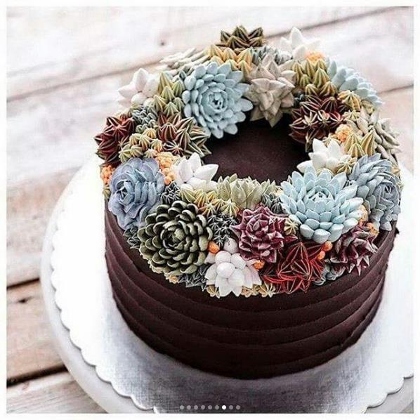 Anche le ciambelle di Iven Kawi diventano cactus