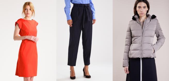 Abbigliamento in offerta su Zalando.it per il Black Friday