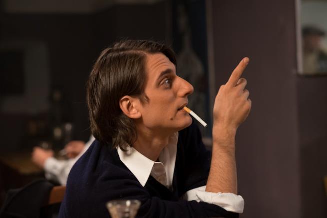 Luca Marinelli è Faber