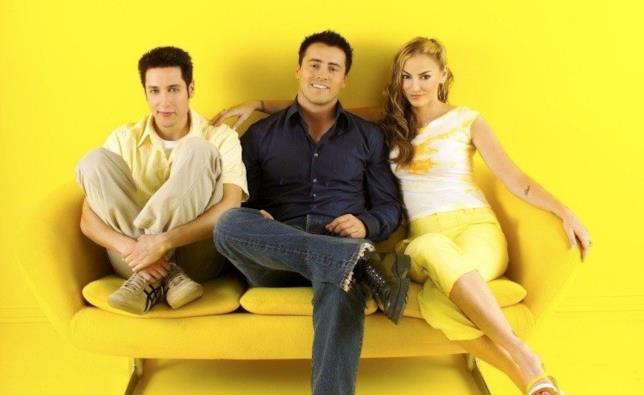 Cast di Joey