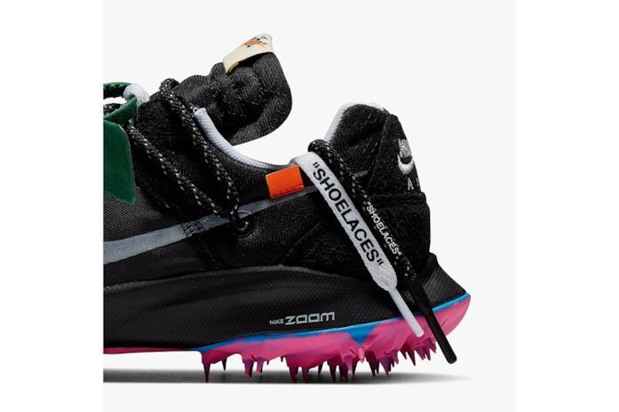 Sneaker Zoom Terra 5 dettagli