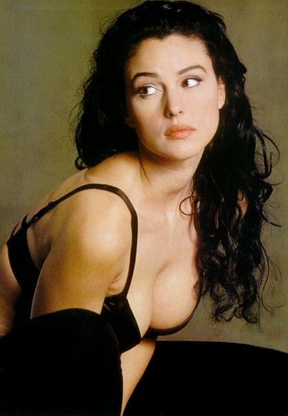 Monica Bellucci, i suoi trascorsi da modella