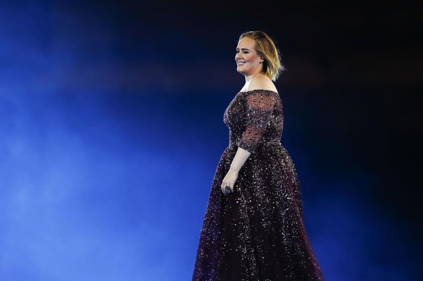Adele in tour