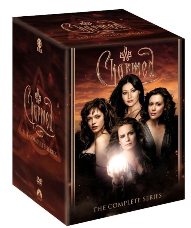 Cofanetto DVD di Charmed - Seasons 1-8