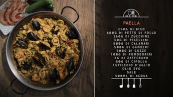 Paella tradizionale