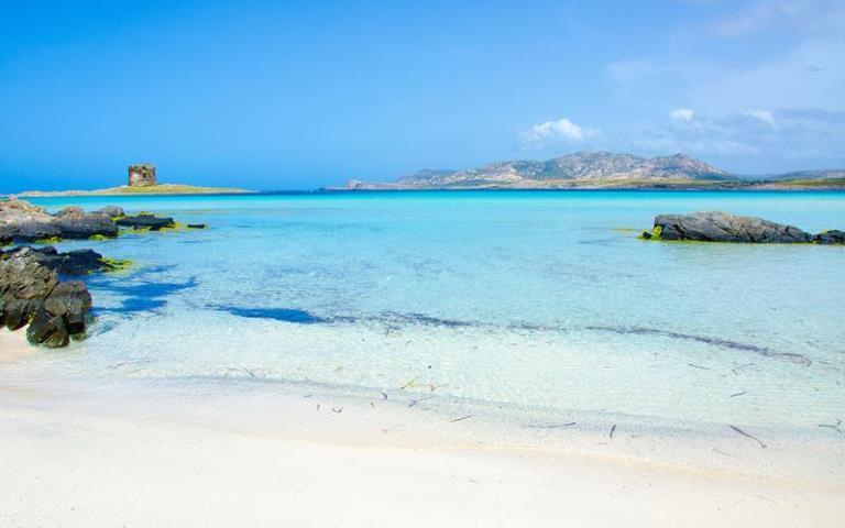 Spiaggia La Pelosa, Stintino Sardegna